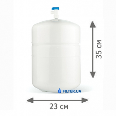 Фото 3 - На изображении Фильтр обратного осмоса Filter 1 (Ecosoft) RO 6-36M