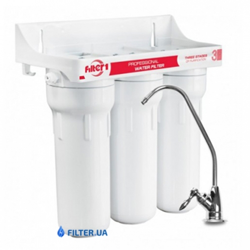 Фото 1 - На изображении Проточный фильтр Наша Вода — Filter1 FMV-300 (FMV3F1)