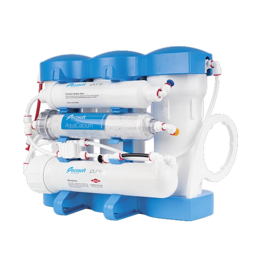 На изображении Фильтр обратного осмоса Ecosoft P`URE AquaCalcium