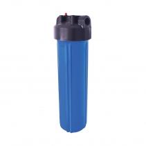 На изображении Фильтр Ecosoft Big Blue 20 без картриджа
