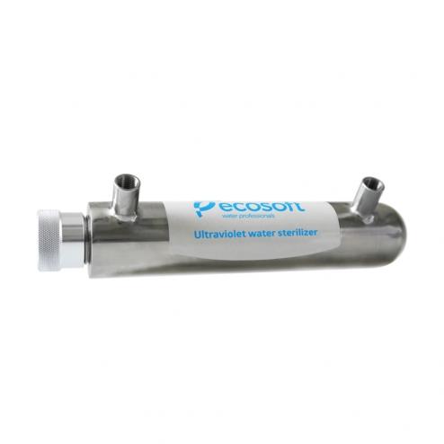 Фото 1 - На изображении Ультрафиолетовый обеззараживатель Ecosoft UV HR-60