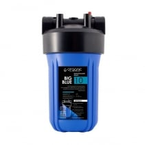 На изображении Фильтр Ecosoft Big Blue 10 с умягчающим картриджем