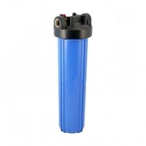 На изображении Фильтр Ecosoft Big Blue 20 с умягчающим картриджем
