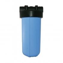 На изображении Фильтр Ecosoft Big Blue 10 с угольным картриджем