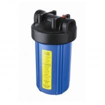 На изображении Фильтр Ecosoft Big Blue 10 с механическим картриджем