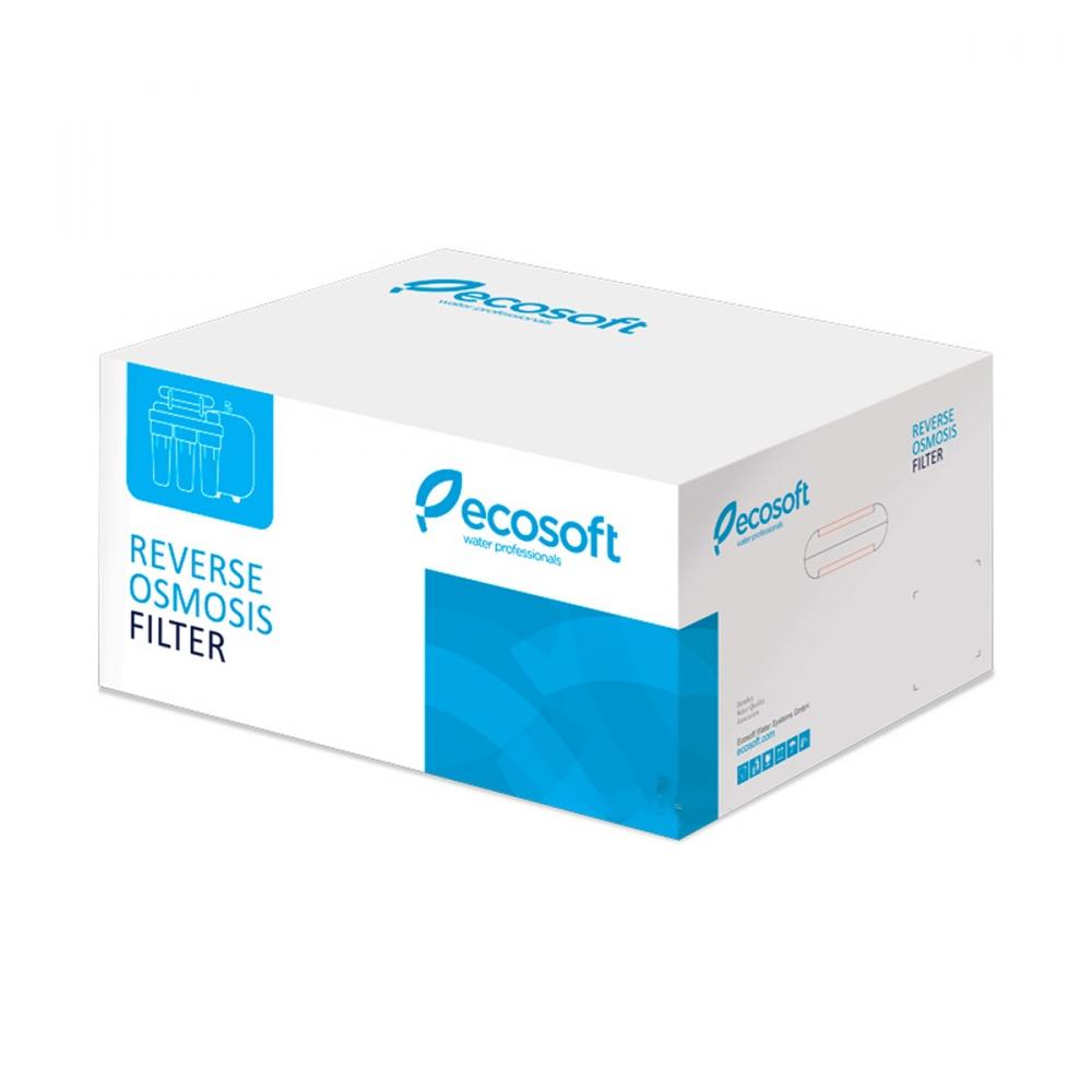 На изображении Фильтр обратного осмоса Ecosoft Standart  5-50