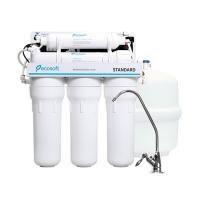 Фильтр обратного осмоса Ecosoft Standart 5-50 P с насосом