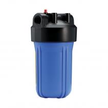 На изображении Фильтр Ecosoft Big Blue 10 с картриджем от сероводорода