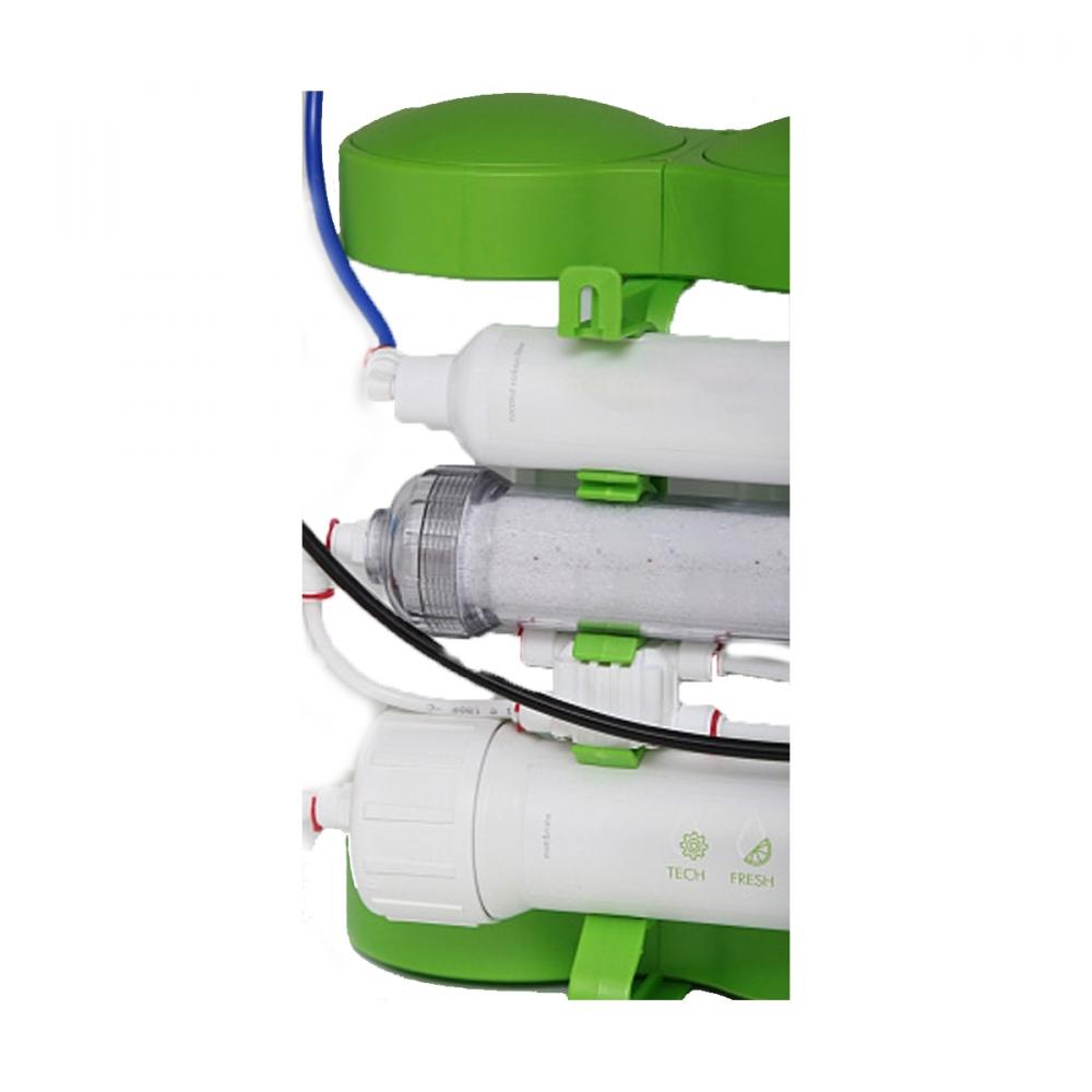 На изображении Фильтр обратного осмоса Ecosoft P`URE BALANCE