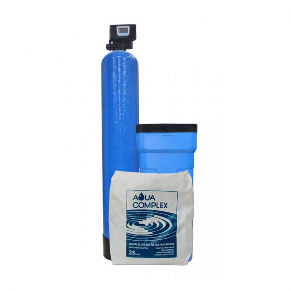 На изображении Фильтр комплексной очистки Aqualine FSI 1054
