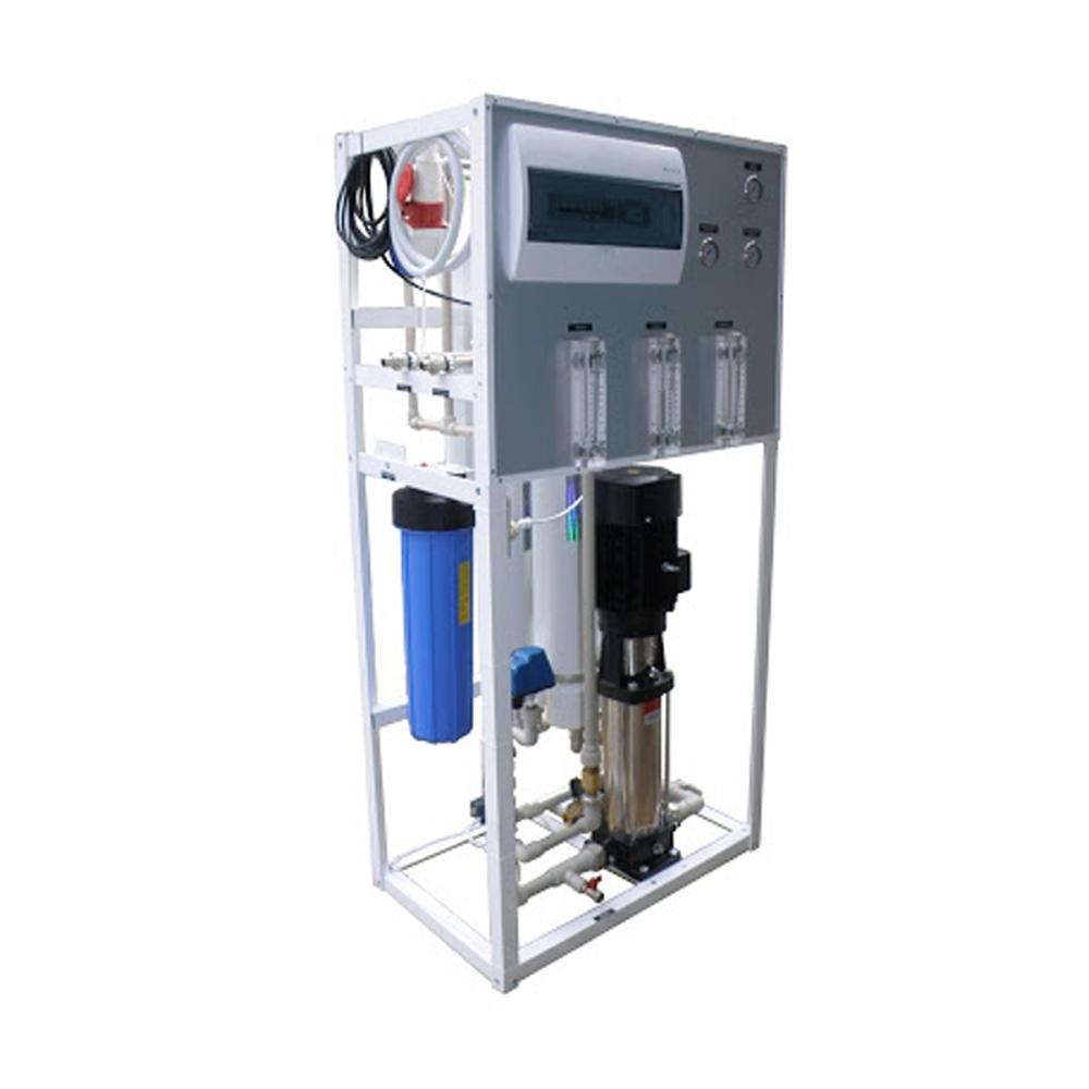 На изображении Фильтр комплексной очистки Aqualine FSI 1252
