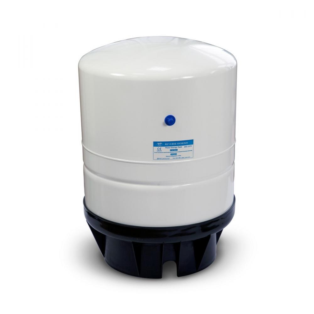 На изображении Фильтр обратного осмоса Aqualine RO-600 с баком