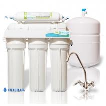 На изображении Фильтр обратного осмоса Эко Вода RO-6 pump