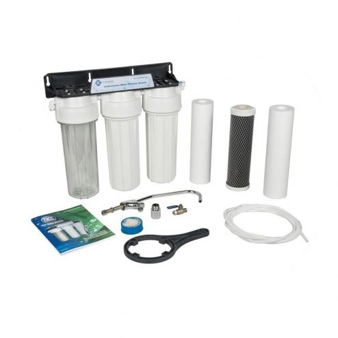 Фото 3 - На изображении Проточный фильтр Aquafilter FP3 — 2