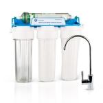 Фото 1 - На изображении Система ультрафильтрации Aquafilter FP3-HJ-K1