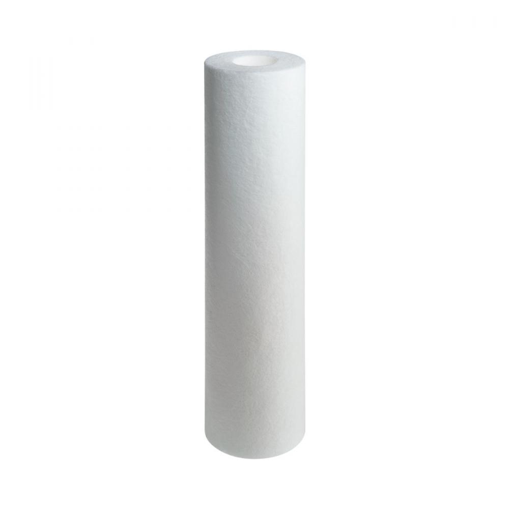 На изображении Картридж из вспененного полипропилена (Aquafilter)