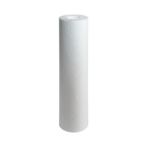 Фото 1 - На изображении Картридж из вспененного полипропилена (Aquafilter)