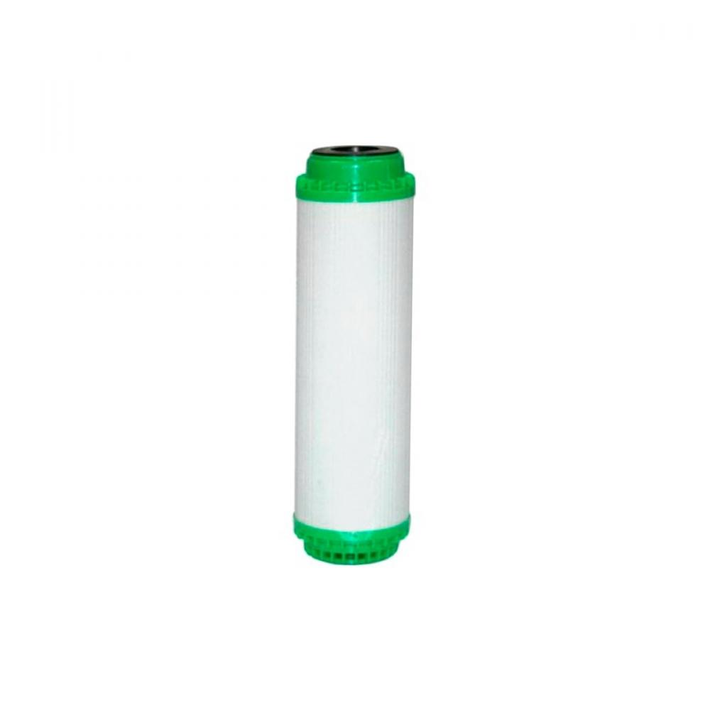 На изображении Картридж с активированным углём и засыпкой Aquafilter KDF, FCCBKDF