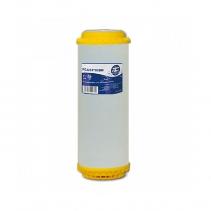 На изображении Картридж с ионообменным гранулатом Aquafilter DIAION FCCST10BB