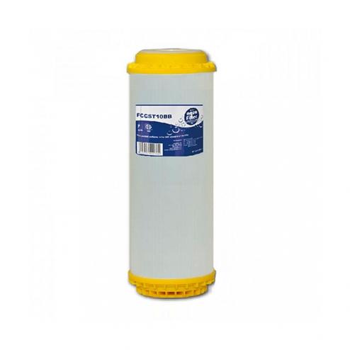 Фото 1 - На изображении Картридж с ионообменным гранулатом Aquafilter DIAION FCCST10BB