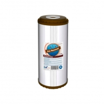 На изображении Картридж обезжелезивающий Aquafilter FCCFE10BB
