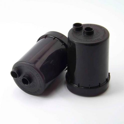 Фото 1 - На изображении Сменный комплект для жесткой воды водоочистителя Аквафор Модерн В200