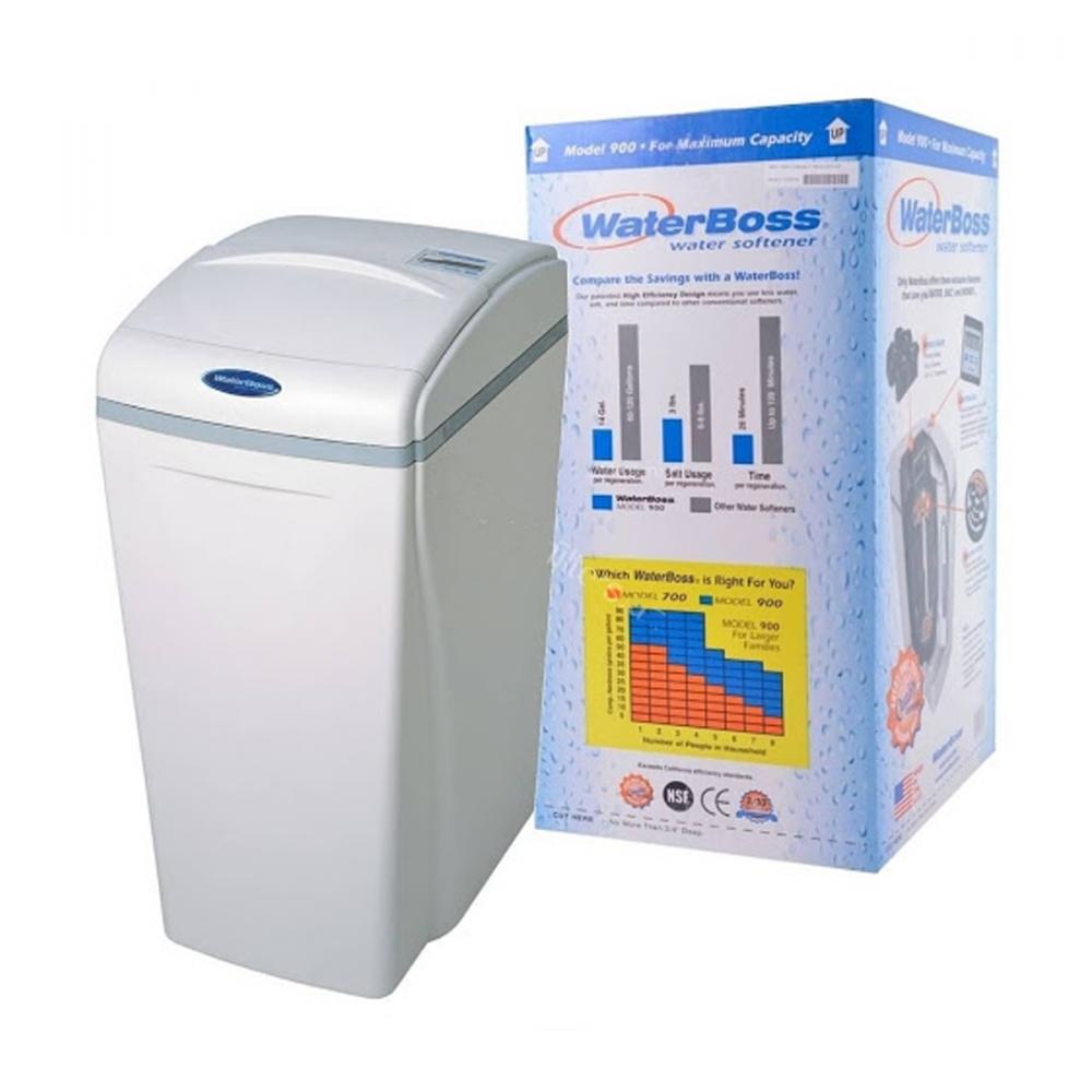 На изображении Фильтр комплексной очистки WaterBoss 900