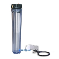 Фильтр прозрачный Raifil Big Blue 20 с механическим картриджем