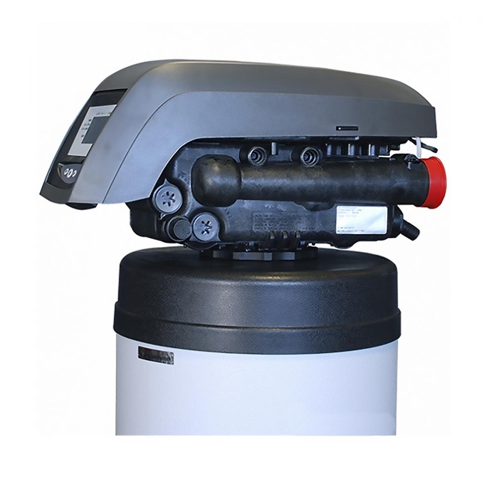 На изображении Угольный самопромывной фильтр Raifil AC/KDF-150GSE(T)+GE263/759