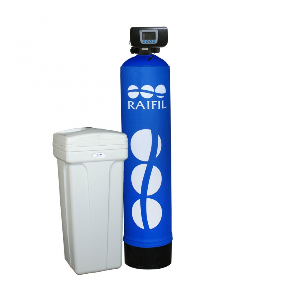 На изображении Система комплексной очистки Raifil С-1054 (Runxin) с засыпкой Multi Cleaner