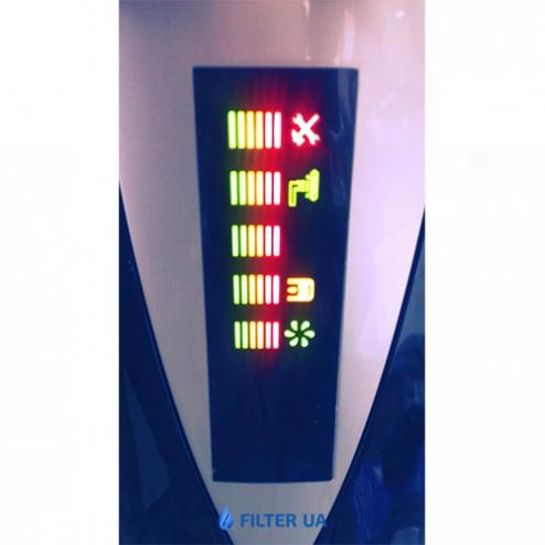 Фото 3 - На изображении Система ультрафильтрации Organic UfPad