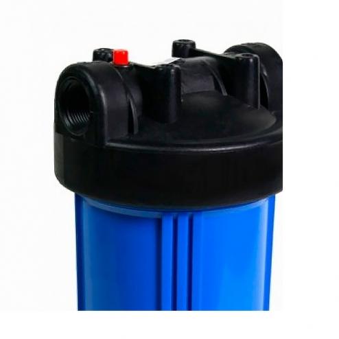 Фото 3 - На изображении Фильтр Organic Big Blue 10 с умягчающим картриджем