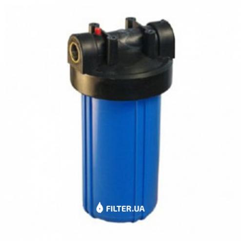 Фото 1 - На изображении Фильтр Raifil Big Blue 10 с механическим картриджем