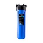 Фото 1 - На изображении Фильтр Organic Big Blue 20 с картриджем от сероводорода