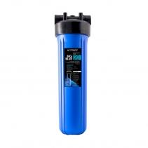 На изображении Фильтр Organic Big Blue 20 с угольным картриджем