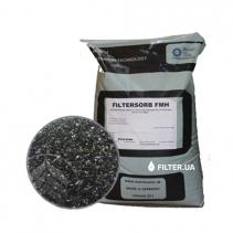 На изображении Фильтрующая загрузка FMH для удаления железа
