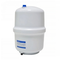 На изображении Накопительный бак пластиковый Organic Hyro 3.0 8 л.