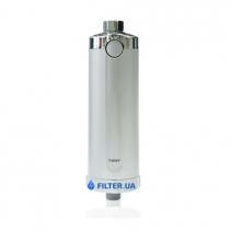 На зображенні Фільтр для душу BWT Quick and Clean Anti-Calc System