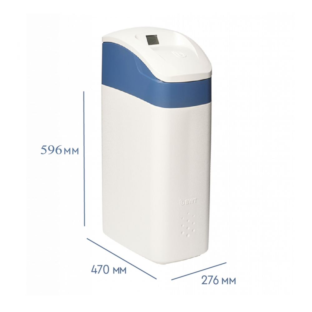 На изображении Система умягчения воды BWT Perla Silk M