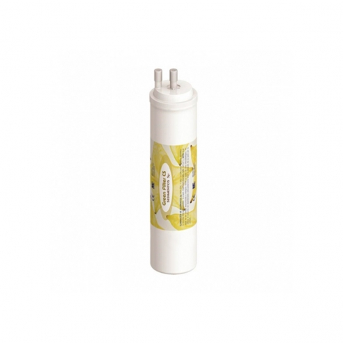 Фото 1 - На изображении Префильтр полипропилен CS 5 мкм для питьевой системы RO Sintra, Benature