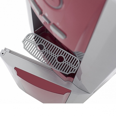 Фото 3 - На изображении Напольный кулер HotFrost V730CES Red