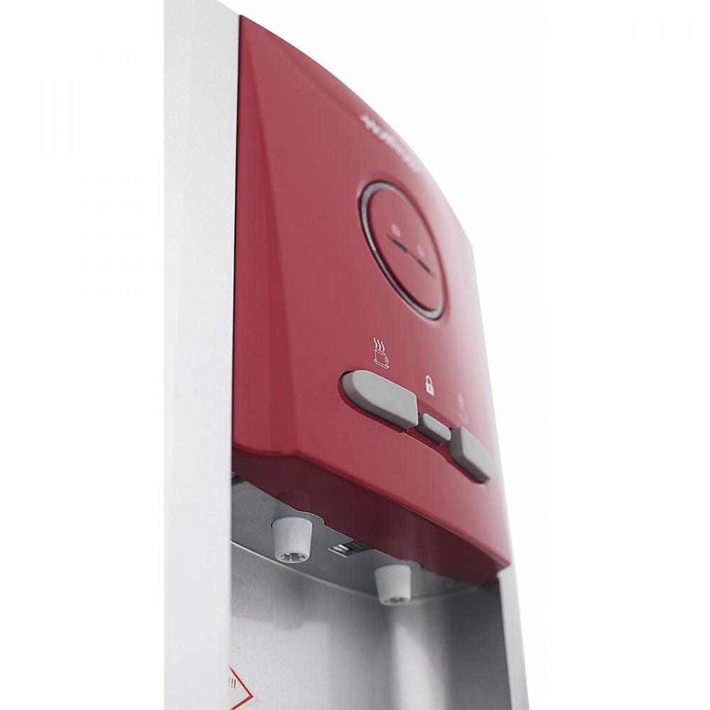 На изображении Напольный кулер HotFrost V730CES Red