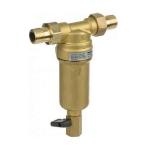Фото 1 - На изображении Фильтр механической очистки HoneyWell FF06-AAМ 3/4 для горячей воды