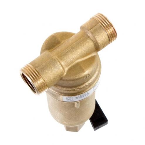 Фото 2 - На изображении Фильтр механической очистки HoneyWell FF06-AAМ 3/4 для горячей воды