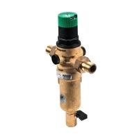 Фильтр механической очистки HoneyWell (Resideo Braukmann) FK06-AAМ 3/4 для горячей воды с редуктором