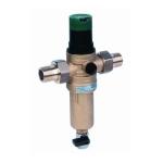 Фото 3 - На изображении Фильтр механической очистки HoneyWell FK06-1 AAM для горячей воды с редуктором