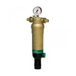 Фото 1 - На изображении Фильтр механической очистки HoneyWell F76S-1/2AAM для горячей воды