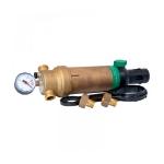 Фото 2 - На изображении Фильтр механической очистки HoneyWell F76S-1/2AAM для горячей воды