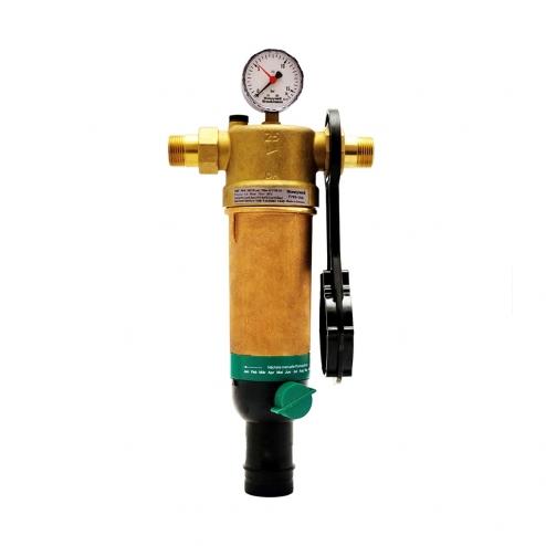 Фото 2 - На изображении Фильтр механической очистки HoneyWell F76S-1AAM для горячей воды