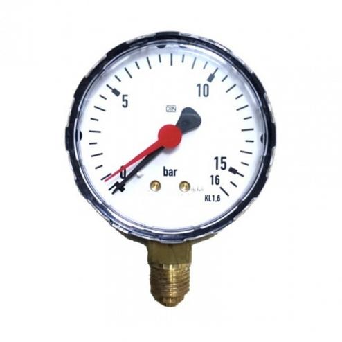 Фото 3 - На изображении Фильтр механической очистки HoneyWell (Resideo Braukmann) F76S-11/2AAM для горячей воды